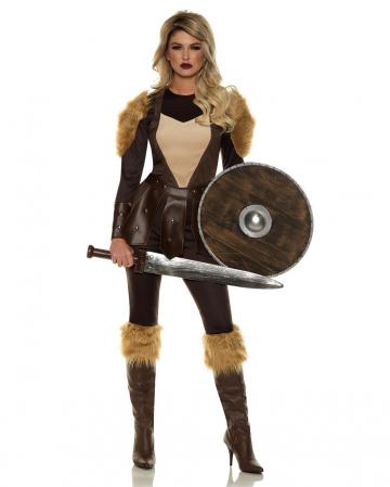 Nordic Warrior Costume