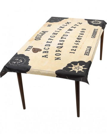 Ouija Board Halloween Tablecover