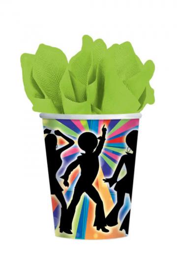 Paper Cup Disco Dancer