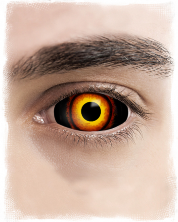 Pennywise Sclera Kontaktlinsen