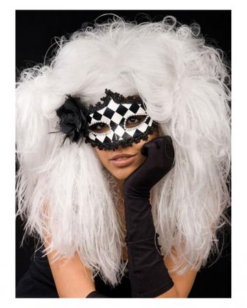 Veneziano Baroque Wig white