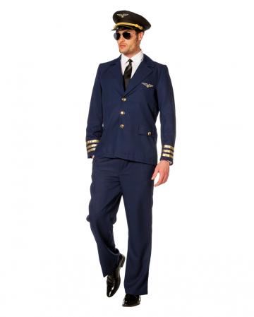 Pilot Costume Deluxe