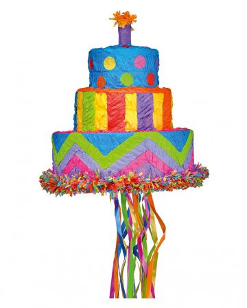 Pinata Birthday Cake 30cm