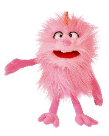 Pinky Unicorn Hand Puppet