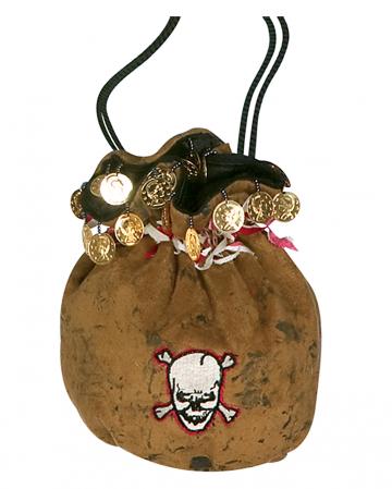 Piraten Goldbeutel
