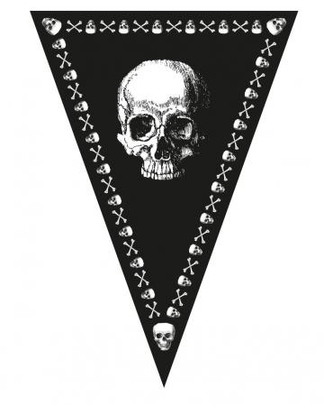 Piratenfahnen Girlande