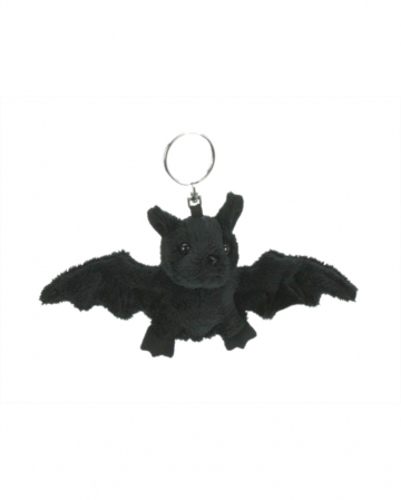 Plüsch Fledermaus Schlüsselanhänger