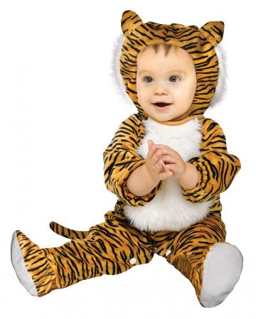 Plüsch Tiger Babykostüm Gr. L