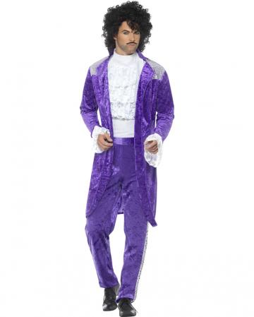 Purple Rain 80s costume
