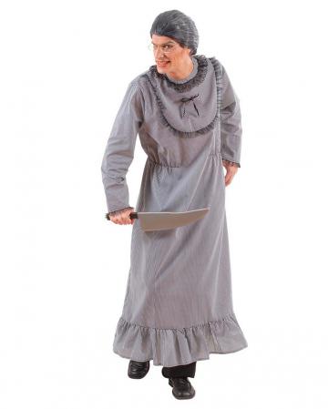 Psycho Granny Men Costume