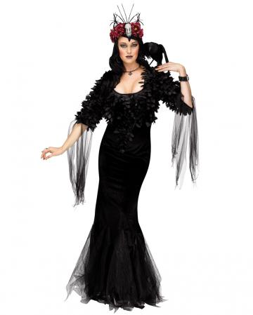 Ravens Queen Deluxe Costume