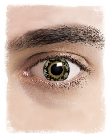 Realistic Green Cosplay Contact Lenses