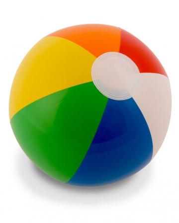 Rainbow Beach Ball 18cm