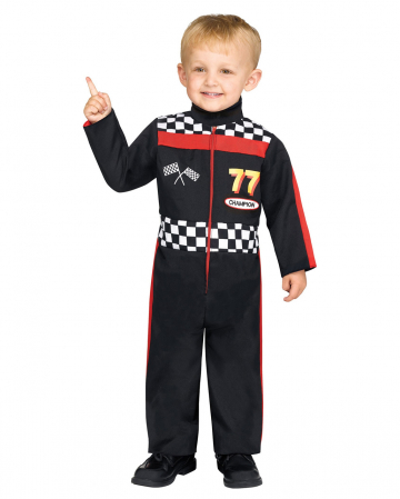 Racers Toddler Costume