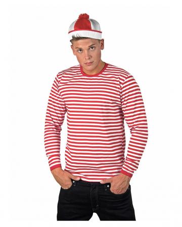 Clown Striped Jumper