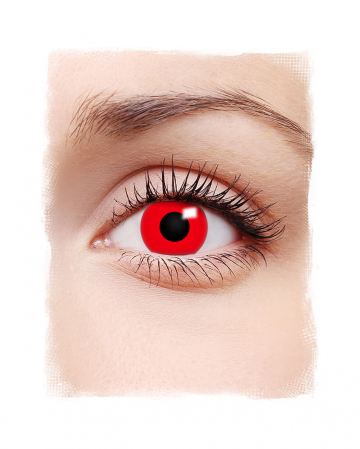 Red Devils 1-Daily Contact Lenses