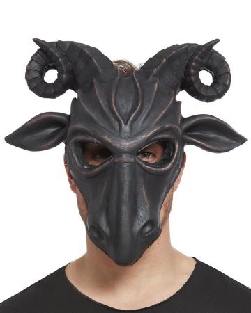 Satanic Aries Mask