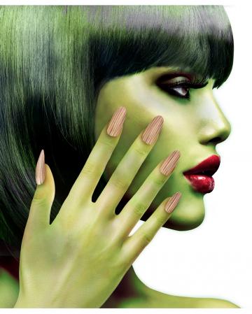 Scary Monster Fingernails 12 Pcs.