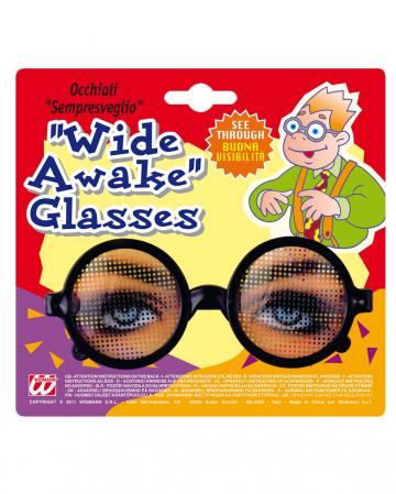 Scherzbrille Waking Condition