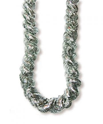 Tinsel Cord Silver 4 m