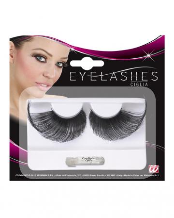 Black Super Long Art Eyelashes