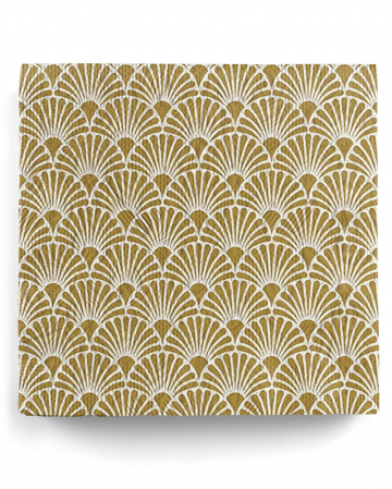 Servietten Elegance Art Deco Gold 15 St.