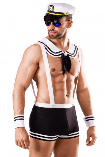 Sexy Sailor Costume For Men