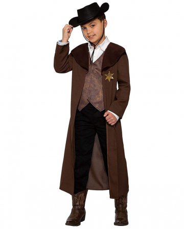 Cowboy Sheriff Child Costume