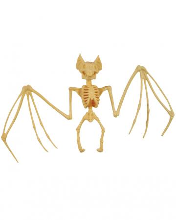 Skelett Fledermaus 27cm