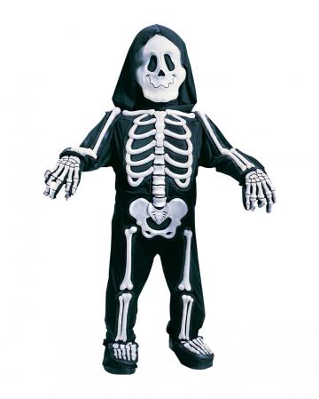 Skeleton Jumpsuit For Toddlers