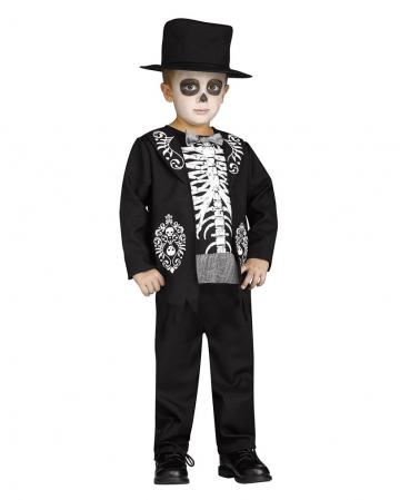 Skeleton King Costume Toddlers