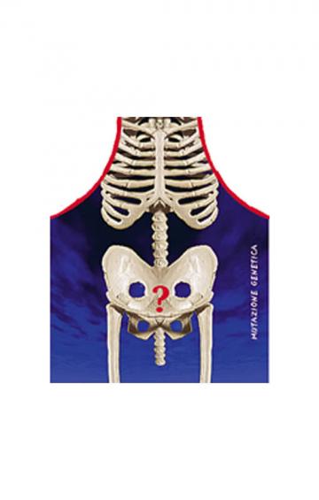 Skeleton Apron