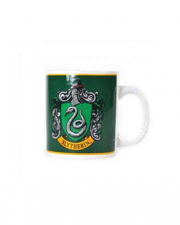 Harry Potter Slytherin cup