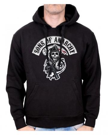 Sons of Anarchy Death Reaper Hoodie