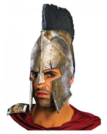 Spartan Helmet Leonidas 300 The Movie
