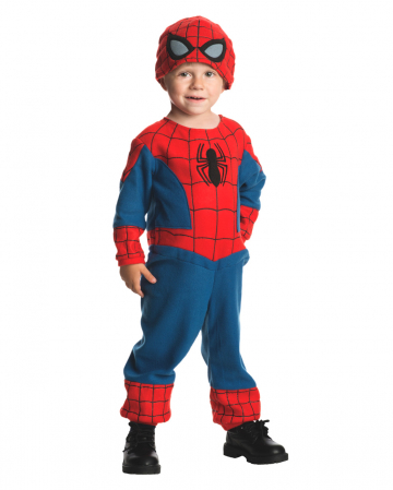 Spiderman Kleinkinderkostüm