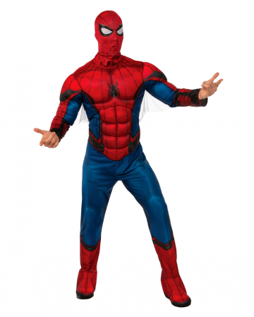 Spider-Man muscle costume Deluxe