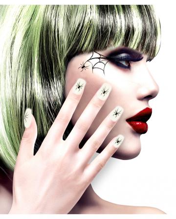 Spiders Fingernails G.I.D 12 Pcs.