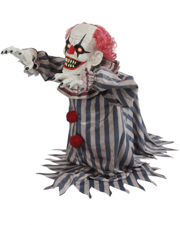 Attacking Horrorclown Animatronic