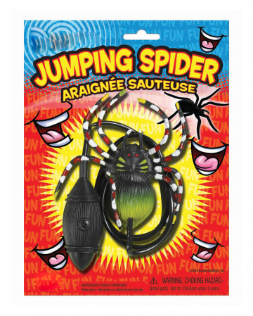 Jumping Spider Joke Article