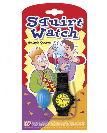 Squirting Wristwatch Joke Article