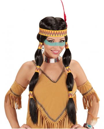 Indian Plait Wig
