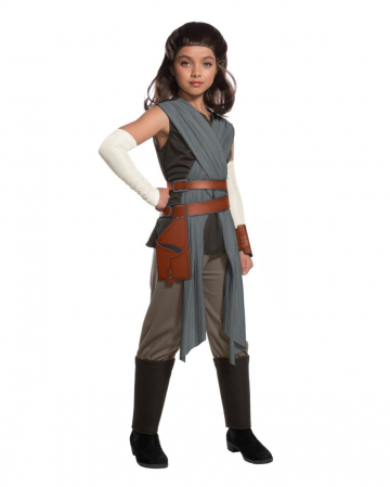 Star Wars Rey Kinderkostüm Deluxe