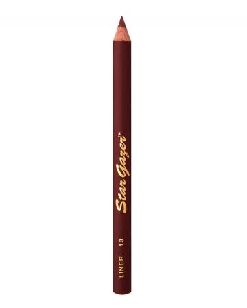 Stargazer burgundy lip liner