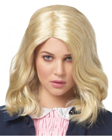 Strange Girl Wig Blond