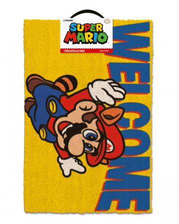 Super Mario Welcome Fußmatte