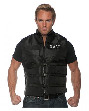 SWAT costume vest for men