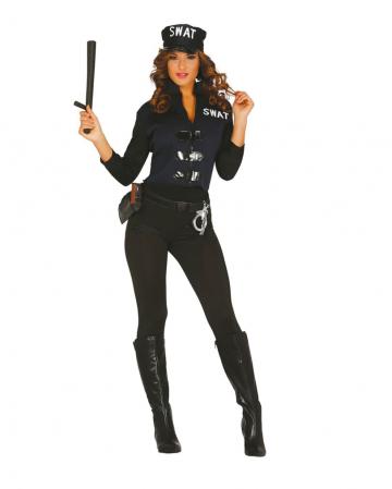 SWAT Damenkostüm