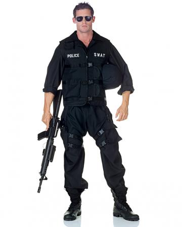 SWAT men costume