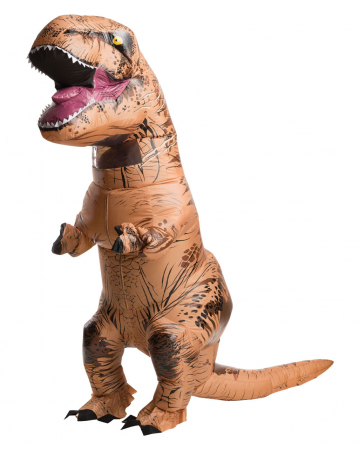 T-Rex costume inflatable